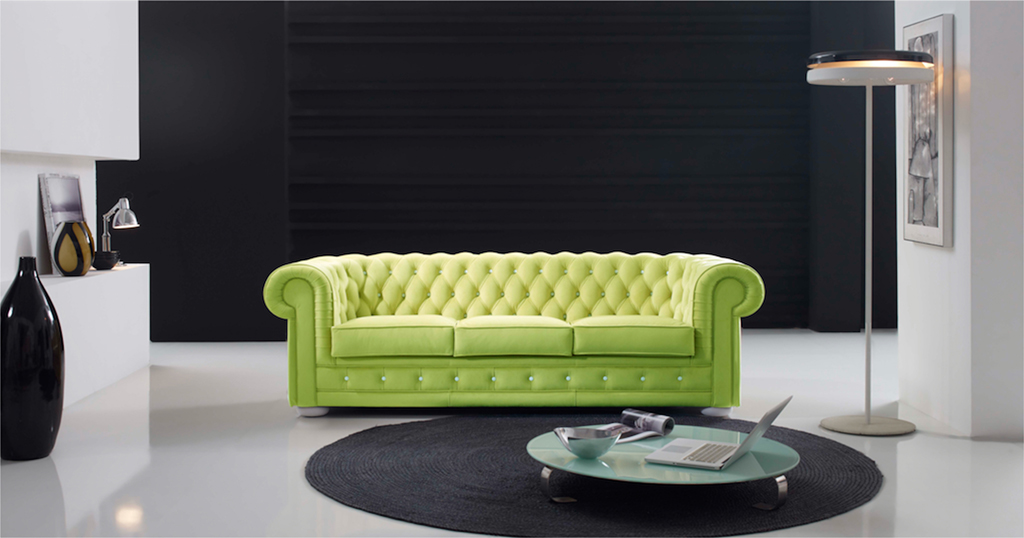 Sofas chester baratos sof grande chester plazas de piel - Sofa rinconera barato ...