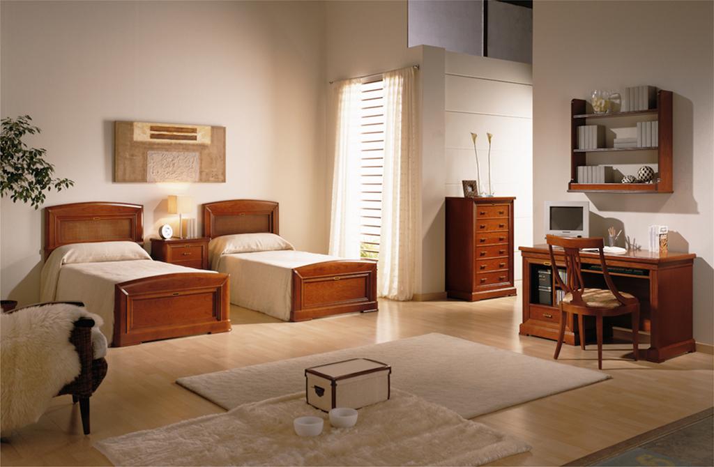 Marion08 marbe muebles - Habitaciones juveniles con encanto ...