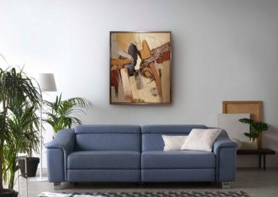 Promoción cuadro abstracto